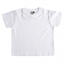 Camisetas Blancas para Bebes