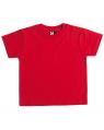 Camisetas Rojas para Bebes