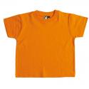 Camisetas Naranjas para Bebes