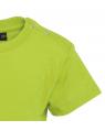 Camisetas Naranjas para Bebes (detalles)