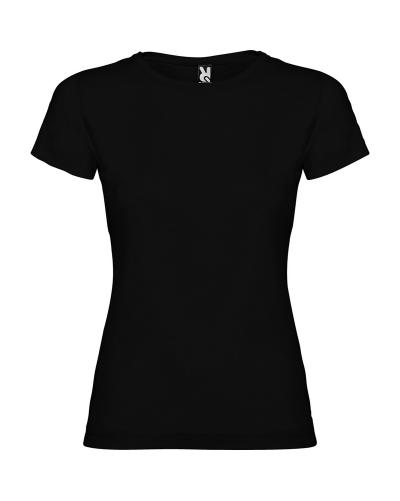 Camisetas Jamaica Negras para Niñas
