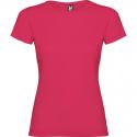 Camiseta Fucsia para Niñas 100% Algodón