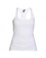 Camisetas Carolina Blancas para Mujeres