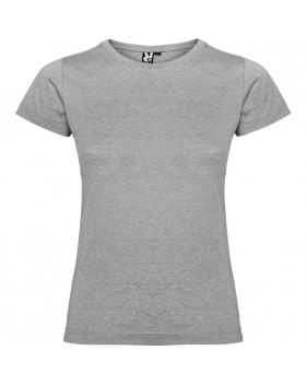 Camisetas Jamaica Grises para Mujeres