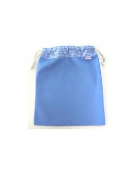 Bolsas de merienda azules niño y niña