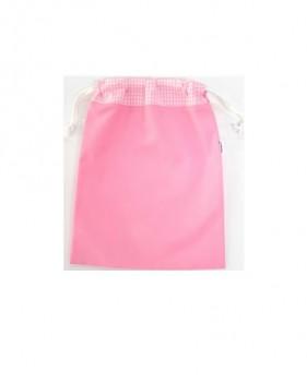 Bolsas de merienda rosas niño y niña