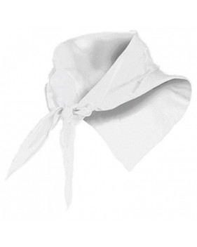 Pañuelo Unisex Blanco