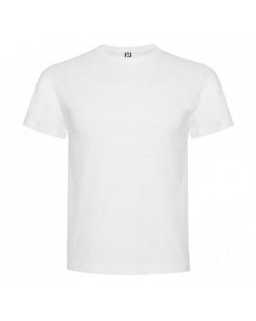 Camiseta Blanco Niño/a Manga Corta