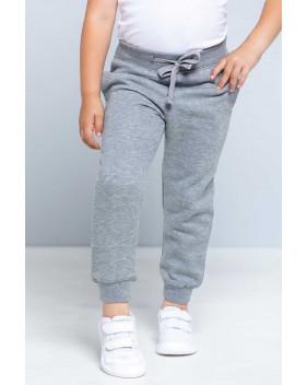 Pantalón deportivo de felpa para niño